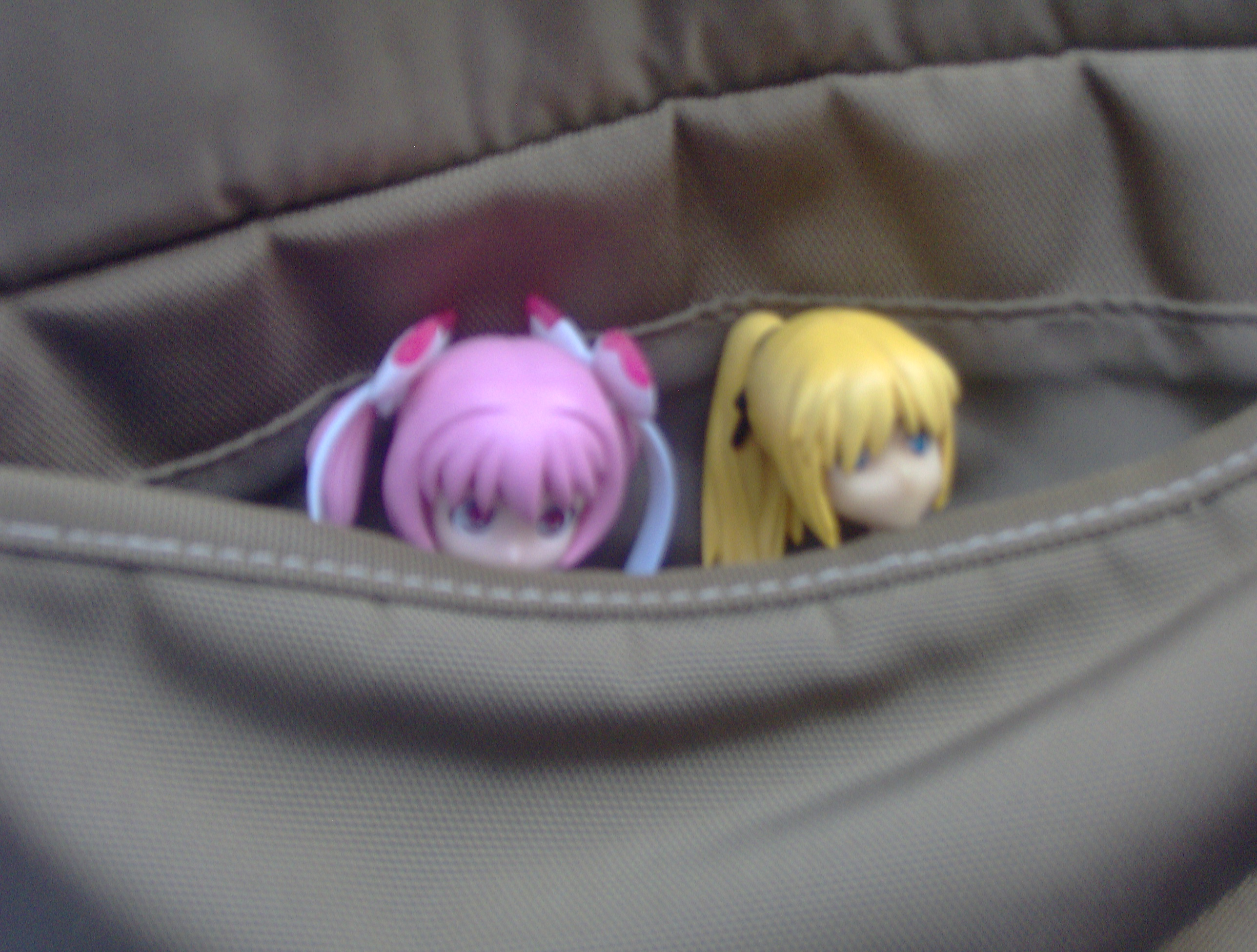 Charlotte and Natsume - Hitching a Ride, Economy.JPG